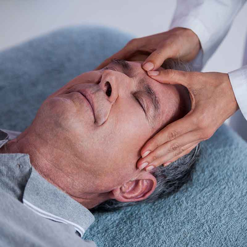 What is Cranial Osteopathy image of...